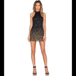 NWOT PARKER Kari Sequin Dress XS